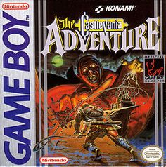 Castlevania Adventure is the only game I've played in the series. Can you believe it? I enjoyed it, though. :)