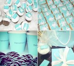 What girl wouldn't want this for their wedding #Tiffany #blue