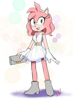 This Valentine day, Amy doesn't have a date so she when out dressing at her best to drink all night long. However, Shadow was also at that same ba. Sonic The Hedgehog, Cute Hedgehog, Shadow The Hedgehog, Amy Rose, Fairy Tail, Sonamy Comic, Shadow And Amy, Sonic And Amy, Sonic Fan Characters