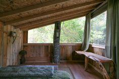 John the Botanist's Treehouse Retreat House Tour | Apartment Therapy