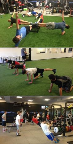 Steadman Hawkins Sports Performance has a group of athletic trainers who conduct personal workout programs for individuals with various goals.