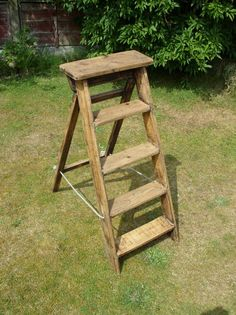 an old ladder