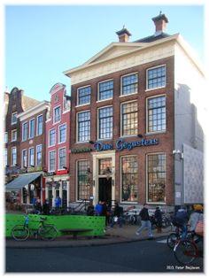 Drie Gezusters, Grote Markt, Groningen.