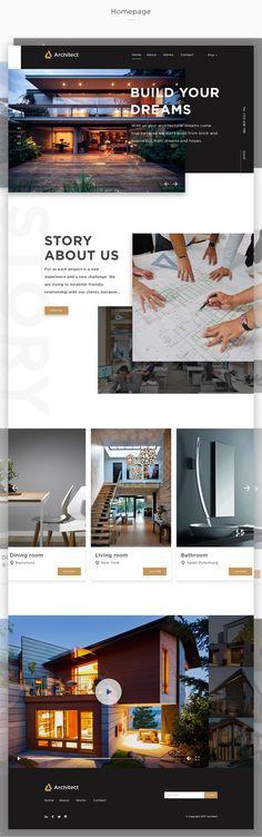 Architect on Behance