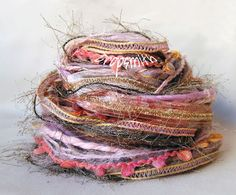 Glamour  30 Yards of Gorgeous Fibers in a Custom by cropsmith, $5.99