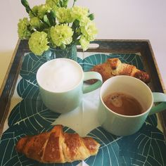 Tray, coffee and h&m home design