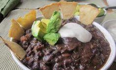 Qdoba Mexican Grill Copycat Recipes: Mexican Black Beans