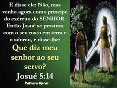 Palavra e Ação : Santifiquemo-nos– Josué 5
