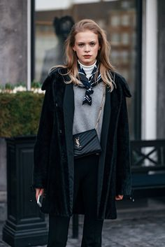 CHELSY BREE: STREETSTYLE: FUR AT COPENHAGEN FASHION WEEK