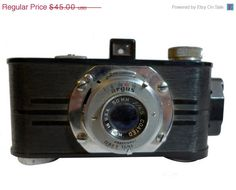 25 OFF Argus 35 mm Camera with 50 mm Anastigmat by curioustrifles, $33.75