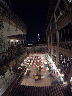 #HotelCatedral #PuertoVallarta de noche