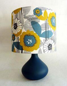 retro lamp - retro print revival