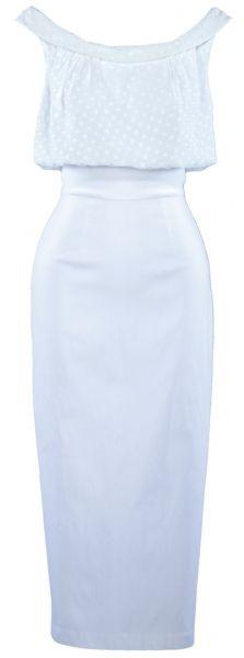 $158.00   MGNOLIA-03 WHITE