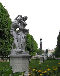Luxembourg Gardens, Paris, France by Luis Jacome.