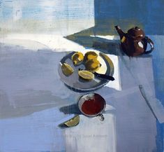 Lemon Tea by Susan Ashworth