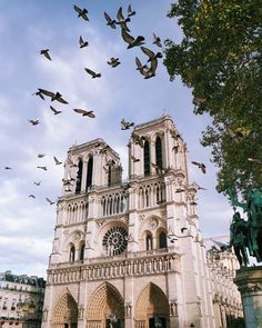 Notre Dame Cathedral Read with: Victor Hugo's Notre Dame de Paris