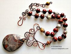 Necklace - Zoraida Jewelry