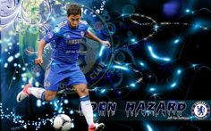 Awesome Fernando Torres And Eden Hazard HD Images Wallpaper