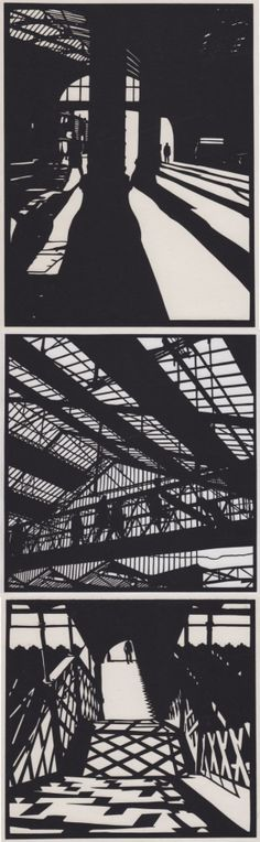Callum Russell - Paddington Station