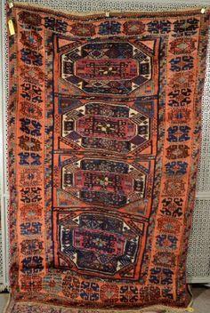 Turkisj Yuruk rug, 1900