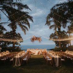 Say Hello To One of Tirtha Bridal's Picturesque Venues, Stone House, Nestled in the Bali Tropics! Budget Wedding, Destination Wedding, Wedding Venues, Wedding Ceremonies, Wedding Planning, Instagram Party, Instagram Wedding, Backyard Wedding Lighting, Backyard Weddings