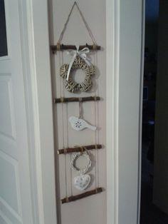 Clock, Home Decor, Craft, Cute Stuff, Ornaments, Manualidades, Woodwind Instrument, Dekoration, Crafting