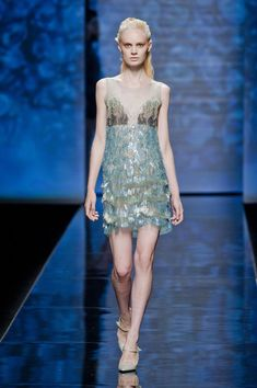 Alberta Ferretti at Milan Fashion Week Spring 2013 - StyleBistro