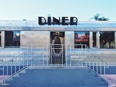 11 St Diner in South Beach, Miami, Florida. The original 1948 structure of this diner was dismantled and shipped down from Wilkes Barre, Pa., and set up on the corner of bustling Washington Avenue.
