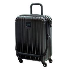 Entra en waubags.com y descubre la nueva Maleta trolley apta para cabina Pepe Jeans Black Label con compartimento adicional donde podrás guardar tu ordenador portátil de hasta 15.6? o tablet. Entra aquí para ver todos sus detalles: goo.gl/isj0bi. ¡¡Envío gratis!!  #pepejeans #maleta #trolley #viaje #portatil #tablet #cabina #equipaje