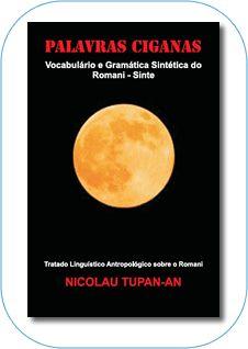 Livro Palavras Ciganas - Romani Sinte