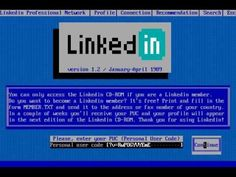 If Linkedin had been invented in the '80s...  :What if #SocialMedia were invented in the 80s [Abduzeedo]   http://abduzeedo.com/what-if-social-media-were-invented-80s
