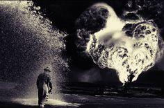 explosiones en los pozos