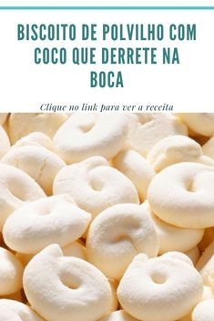 Donut Recipes, Cookie Recipes, Biscuits, A Food, Food And Drink, Homemade Dinner Rolls, Fall Dinner, Portuguese Recipes, Cookie Designs