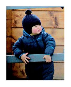 Prince George at Snettisham Park. April 2015.