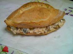 panino della tradizione di MOLFETTA nel periodo Pasquale--IL PIZZARELLO MOLFETTESE