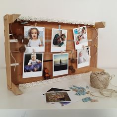 Hiç kimsede olmayan özgün fikirler için ilham kaynağın, kendi anıların! #decoration #dekorasyon #home #tasarım #evim #sosyopix #homemade