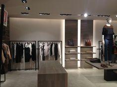 Max Mara, Naples, Italy #retail #fashion