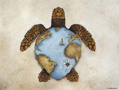 La mer n'est pas une poubelle ©Héloïse Bénier