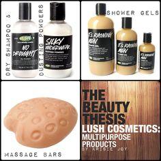 LUSH Cosmetics: Multipurpose Products Worth Buying