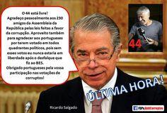 #CORRUPTOS EM LIBERDADE (#SÓCRATES E #RICARDOSALGADO) https://www.facebook.com/FDPv.AntiCorruptos/photos/a.529011263790395.125239.529007030457485/1033479876676862/?type=1&theater…