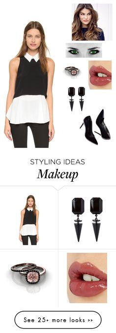 """"""""""" by counteractingdreams07 on Polyvore featuring Elizabeth and James, ULTA and Charlotte Tilbury"""