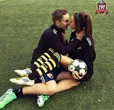 soccer boyfriend images, image search, & inspiration to browse every day. Cute Soccer Couples, Football Couples, Sports Couples, Football Love, Cute Couples Goals, Football Gear, Athletic Couples, Soccer Girls, Soccer Gear