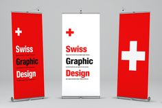 Roll Up Banner Mock-Up by Zeisla , via Behance