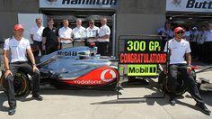 Partners / Vodafone McLaren Mercedes