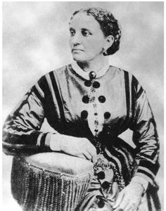 Meet The Black Dressmaker Who Went From Slavery To The White House~ Elizabeth Keckley, the former slave who bought her freedom and became the personal dressmaker, stylist and confidant to First Lady Mary Todd Lincoln. You can read about the others here. Mary Todd Lincoln, Abraham Lincoln, American Civil War, American Presidents, Before Us, African American History, History Books, Family History, Women In History