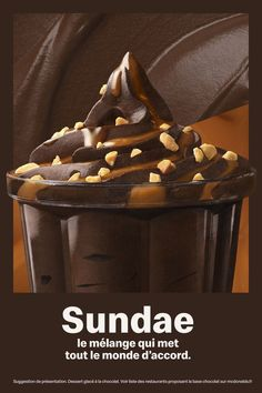 Restaurants, Mcdonalds, Pudding, Breakfast, Desserts, Eye, Food, Ice, Chocolates