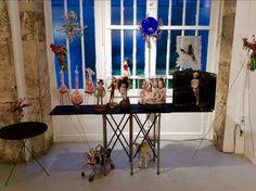 Rebecca Campeau Sculpture livre objet a l exposition l œil de la ...