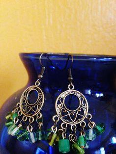 A personal favorite from my Etsy shop https://www.etsy.com/listing/233106788/brass-earrings-ethnic-earrings