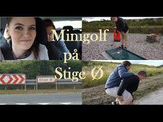 Vlog!! Minigolf på Stige Ø, Drengerøve! Bloopers!