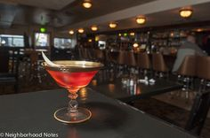 Juniper & Rye at the Central Hotel is located in St. Johns.